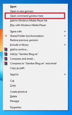 Cara Merubah Format atau Extensi File Secara Banyak Sekaligus